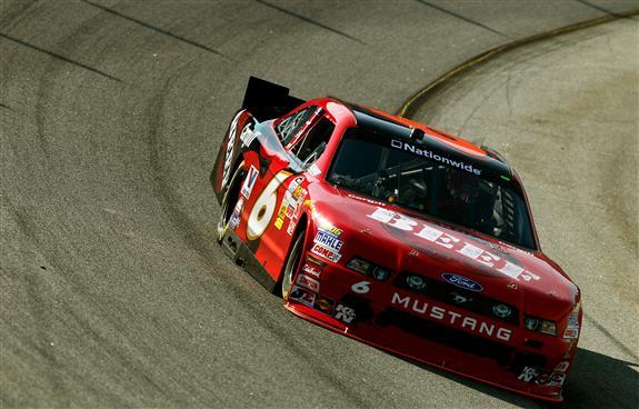Ricky Stenhouse Jr. Richmond International Raceway 2012