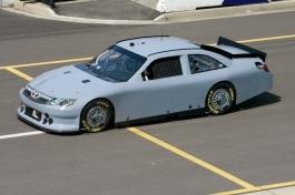 Goodyear Tire Test Michigan International Speedway 2012 Toyota