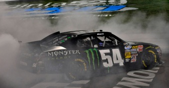 2012 NASCAR Nationwide Series, Richmond Kyle Busch Motorsports Monster Energy Kurt Busch