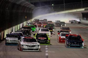 NASCAR-Nationwide-Blake-Koch-Texas-crash