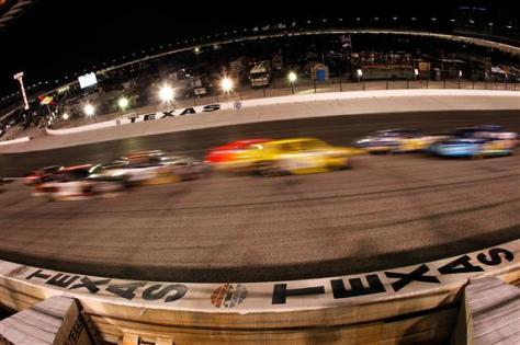 NASCAR-Nationwide-Texas-night-1