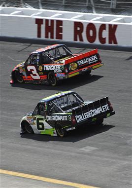 NASCAR-rockingham-ty-dillon-justin-lofton