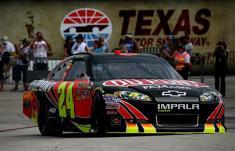 NASCAR-Texas-1-Jeff-Gordon-practice