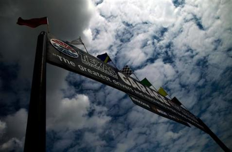 NASCAR-Texas-Motor-Speedway-Garage-Entrance-1