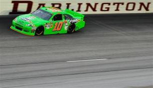 2012 Darlington May NASCAR Sprint Cup Race Danica Patrick Darlington Wall