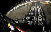 2012 Darlington May NASCAR Sprint Cup Race Jimmie Johnson Finish Line