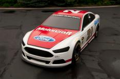 2013 Wood Brothers Ford Fusion NASCAR Cup Series Car Front
