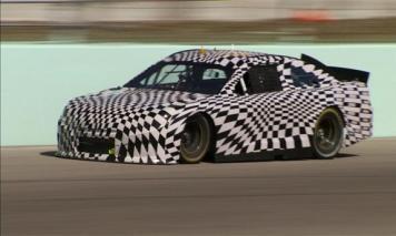 Chevrolet Launches NASCAR 2013 Sprint Cup Car SS