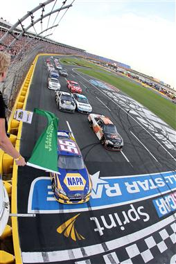2012 All Star May NASCAR Sprint All-Star Showdown