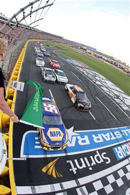 2012 All Star May NASCAR Sprint All-Star Showdown