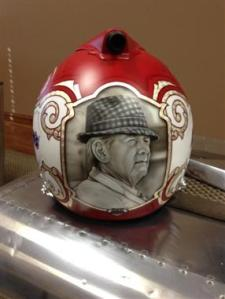 "Clint Bowyer Talladega to honor legendary Alabama football coach Paul ""Bear"" Bryant"