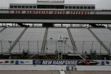 NHMS New Hampshire Goodyear Tire Test