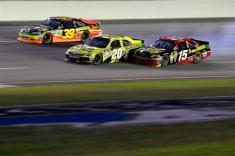 2012 Kentucky June NASCAR Sprint Cup Series Race Ryan Newman Joey Logano Clint Bowyer