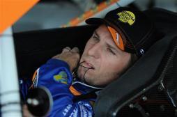 2012 Pocono June NASCAR Sprint Cup Practice Jamie McMurray Cockpit