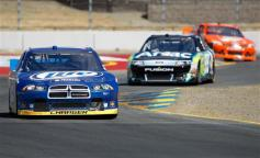 2012 Sonoma June NSCS First Practice 062312 No 2 on Track