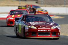 2012 Sonoma June NSCS First Practice 062312 No 24 on Track