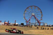 2012 Sonoma June NCSC race clint bowyer ferris wheel
