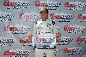 Nelson Piquet Jr. Road America Pole