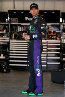 2012 Sonoma June NCSC race Denny Hamlin