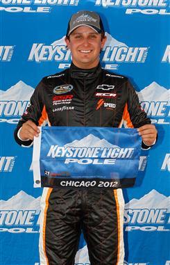 2012 Chicagoland Justin Lofton Keytone Light Pole