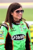 2012 Daytona July NASCAR Nationwide Series Qualifying Danica Patrick