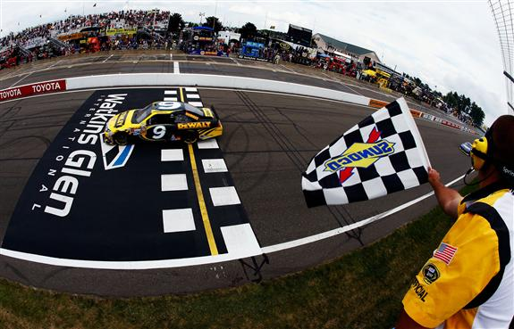 2012 watkins glen NSCS finger lakes marcos ambrose finish