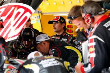 2012 Chase Race #1 from Chicagoland Jeff Gordon garage