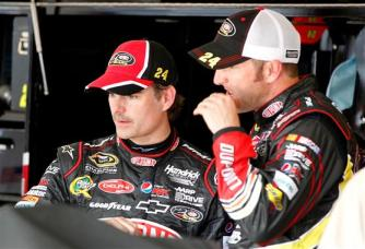 2012 Chase Race #1 from Chicagoland Jeff Gordon