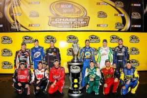 Top 12 NASCAR Top 12 Chase Drivers