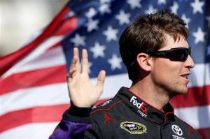 denny-hamlin-new-hampshire-chase-sprint-cup-2012