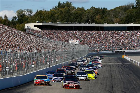 nascar-start-new-hampshire-chase-sprint-cup-2012