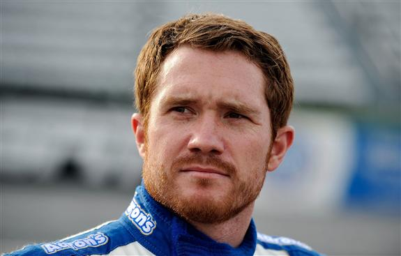 2012 Martinsville2 Brian Vickers On Grid For Qualifying