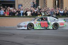 2012 NASCAR Victory Lap Las Vegas Burn Outs - Dale Earnhardt Jr.