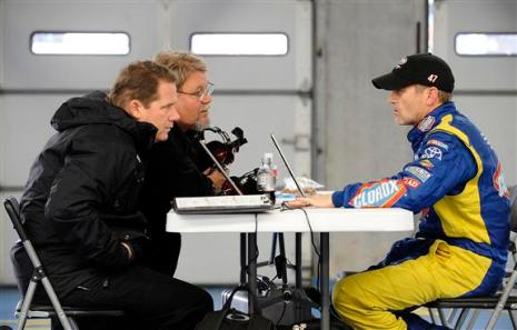 2012 CMS Testing Bobby Labonte