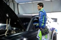 2012 CMS Testing Casey Mears