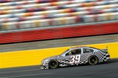 2012 CMS Testing Ryan Newman On Track