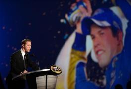 2012 Vegas Awards Brad Keselowski Speaks