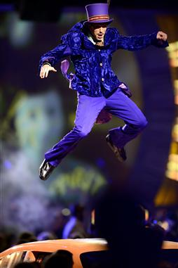 2012 Vegas Awards Ceremony Beatles Love