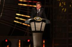 2012 Vegas Awards Clint Bowyer Speaks