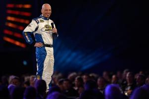 2012 Vegas Awards Howie Mandel In Fire Suit