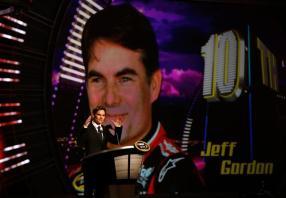 2012 Vegas Awards Jeff Gordon