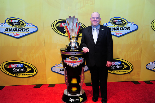 From The Final Lap - Kerry Murphey on the 2012 NASCAR Awards Banquet Red Carpet