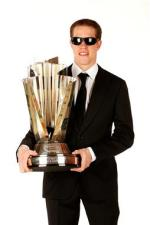 2012 Vegas Portrait Brad Keselowski Sunglasses