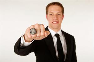 2012 Vegas Portraits Brad Keselowski Ring