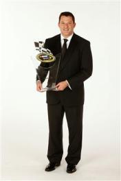 2012 Vegas Portraits Tony Stewart