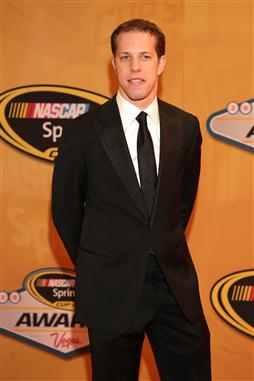 2012 Vegas Red Carpet Brad Keselowski