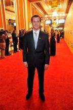 2012 Vegas Red Carpet Kasey Kahne