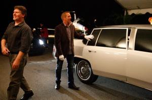 Greg Biffle Limo Driver