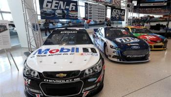 Passing Close Finishes The Norm For Nascar Sprint Cup Series
