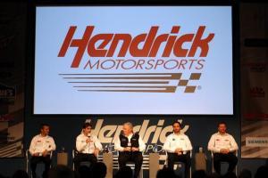 2013 NASCAR Sprint Media Tour Hendrick Motorsports